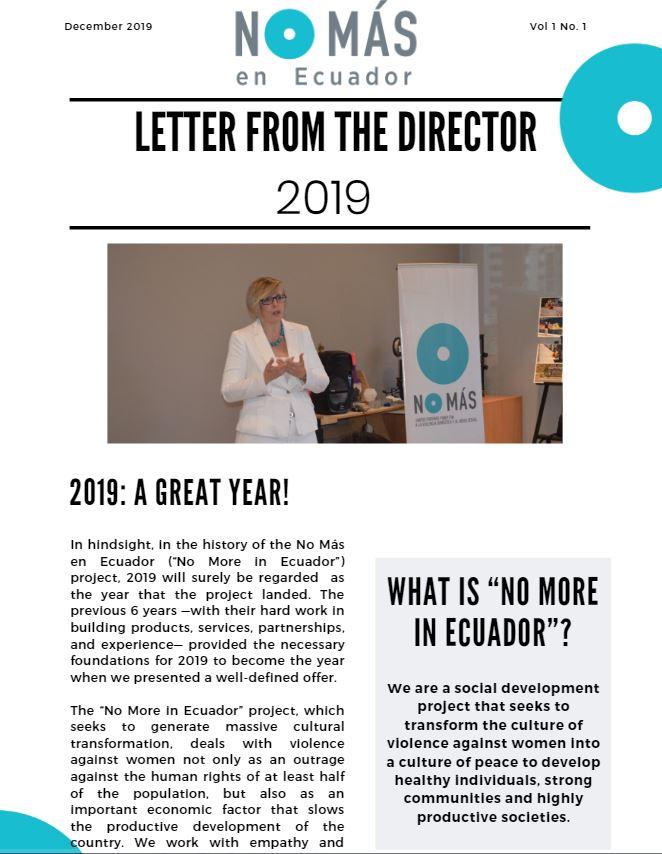 Anual report 2019